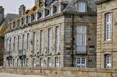 Frankrike, pittoreska staden saint-malo i bretagne — Stockfoto