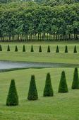Francia, el parque clásico de marly le roi — Foto de Stock