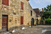 France, picturesque village of Domme — Stock Photo