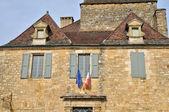 France, picturesque village of Domme — Foto de Stock
