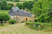 France, picturesque village of Salignac — Foto Stock