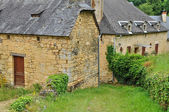 France, picturesque village of Salignac — Foto Stock
