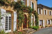 France, picturesque village of Saint Genies — Stock Photo