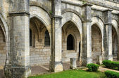 France, Brantome abbey church in Dordogne — Foto Stock