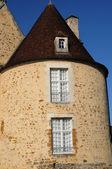 Francia, la ciudad de mortagne au perche — Foto de Stock