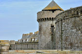 France, picturesque city of Saint Malo in Bretagne — Stock Photo