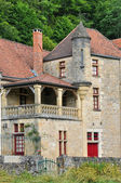 France, picturesque village of Carsac — Foto Stock