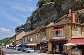 France, picturesque village of Les Eyzies — Stock Photo
