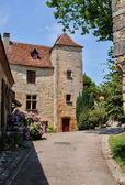 France, picturesque village of Loubressac — Stock Photo
