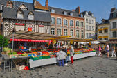 France, city of Honfleur in Normandie — Foto Stock