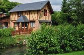 France, picturesque village of Ry — Zdjęcie stockowe
