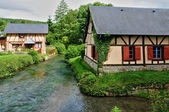 France, picturesque village of Ry — Foto Stock