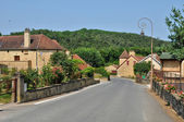 France, picturesque village of Veyrignac in Perigord — Stock Photo