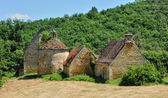 France, picturesque village of Sainte Mondane — Stock Photo