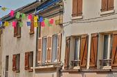 France, the picturesque city of Triel sur Seine — Stock Photo