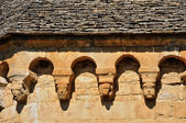 France, Saint Genies church in Perigord — Stock Photo