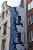 Belgique, pittoresque ville de Bruxelles — Photo