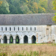 France, abbey of Fontaine Guerard in Radepont — Stock Photo #40181465