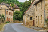 France, picturesque village of Aillac — Foto Stock