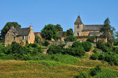 France, picturesque village of Carlucet — 图库照片
