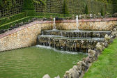 France, Three Fountains grove in Versailles Palace park — Foto de Stock