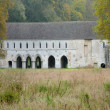 France, abbey of Fontaine Guerard in Radepont — Stock Photo #40412849