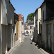 Stock Photo: France, picturesque city of Triel sur Seine