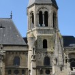 Stock Photo: France, picturesque collegiate church of Poissy