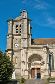 France, picturesque village of Montjavoult in Picardie — Stock Photo