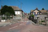 France, picturesque village of Montagny en Vexin — Stock Photo