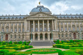 Belgium, picturesque city of Brussels — Stockfoto