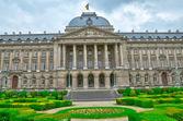 België, schilderachtige stad van brussel — Stockfoto