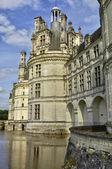 Renaissance castle of Chambord in Loir et Cher — Stok fotoğraf