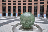 France, European Parliament of Strasbourg — Stock Photo