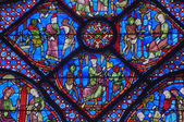 Frankreich, die Kathedrale von Chartres in Eure et Loir — Stockfoto