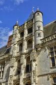 Castle of Chateaudun in Eure et Loir  — Stock Photo