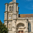 Stock Photo: France, picturesque village of Montjavoult in Picardie
