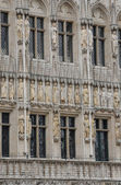 Belgium, picturesque Grand Place of  Brussels — Stock Photo