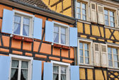 France, picturesque city of Colmar in Haut Rhin — Stock Photo