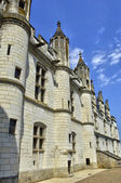 Castle of Loches in Indre et Loire — Stock Photo