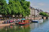 Alsazia, antico e storico quartiere di strasburgo — Foto Stock