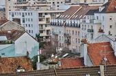 France, the city of Poissy  — Stock Photo