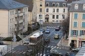 フランス poissy の都市 — ストック写真