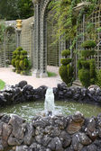 France, Enceladus Grove in the park of  Versailles Palace — Stock Photo
