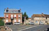 France, the picturesque village of Cormeilles en Vexin  — Stock Photo