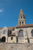 France, picturesque church of Bouconvillers   — Stok fotoğraf