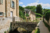 France, the picturesque village of Chevreuse  — Foto Stock