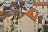 France, the city of Poissy  — Stock Photo