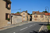 France, the village of Ableiges in Val d Oise  — Stock Photo
