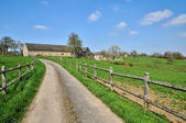Frankreich, malerischen Dorf Sainte-Honorine la Guillaume — Stockfoto